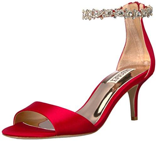 Badgley Mischka Women's Geranium Heeled Sandal Red view for sale HkPkrju