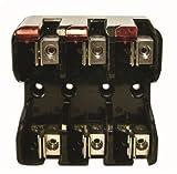 Fuse Holder, 100A, 600V, 3Pole, Box Lug, Indi