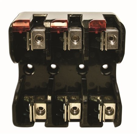 Fuse Holder, 100A, 600V, 3Pole, Box Lug, Indi by Littelfuse