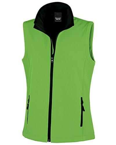 Blouson Daataadirect Green Vivid Femme black wqSd00YCx