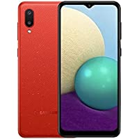 SAMSUNG Galaxy A02 32GB Rojo