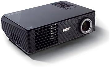 Acer X1160PZ - Proyector (2400 lúmenes ANSI, DLP, SVGA ...