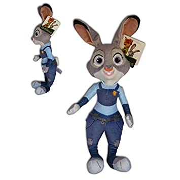 "ZOOTOPIA - Plush Toy ""Judy Hopps"" (female rabbit 13""/35cm"