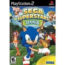 Sega Superstars Tennis (Playstation 2)