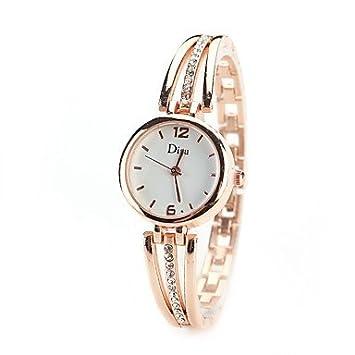 relojes de mujer, Mujer Simulado Diamante Reloj Reloj de Pulsera Reloj de Vestir Reloj de Moda Chino Cuarzo La imitación ...