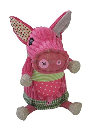 Deglingos Jambonos the Pig Plush Toy, Original by Geared For Imagination