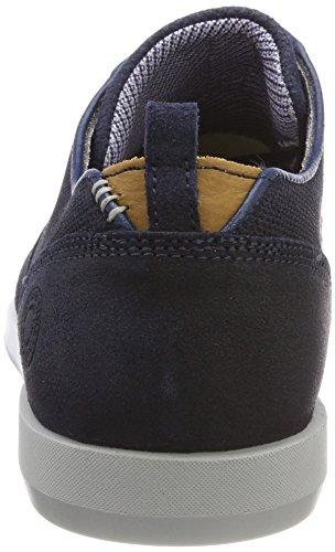 Bullboxer Herren 5987a Sneaker Blau (marine)
