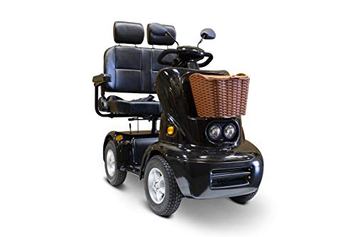 oversize dual seat mobility scooter