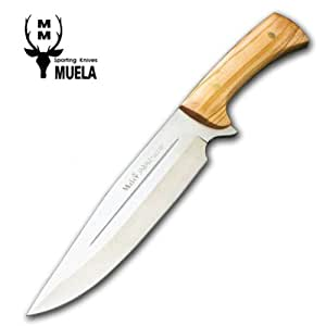 Muela M.JABALI21OL Cuchillo, Talla Única