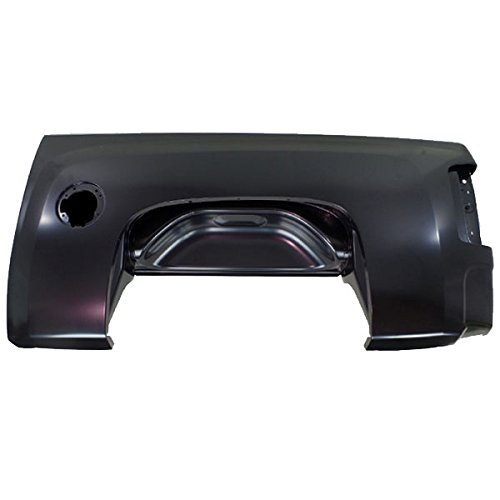 Koolzap For 07-13 Silverado Truck Rear Fender Quarter Panel Driver Side GM1756135 15294334