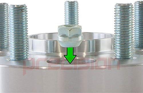 1 Pair of 20mm Bolt-On Wheel Spacers for Ṿolvo V40 2012-2020 PN:SFP-2BS10134