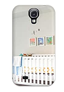 Matt Nosko's Shop New Style Hot Neutral Nursery With White Crib Tpu Case Cover Compatible With Galaxy S4 8207546K65326591