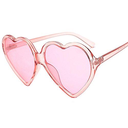 re AC Gafas De Gimmy Goggles Sol Gafas Retro Ladies De JUNHONGZHANG Sol Love Glasses B BPX6qnxw