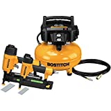 BOSTITCH U/BTFP2KIT Reconditioned 2 Piece Nailer and Compressor Combo Kit