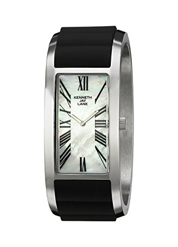 Kenneth Jay Lane Women's KJLANE-5402 Breakers Analog Display Japanese Quartz Two Tone Watch