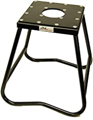 Pit Crew Tools Bike Stand with Thick Removable and Replaceable Top Pad, Heavy Duty Steel Anti Rock Design with