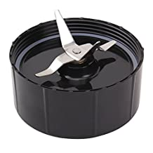 Sduck Cross Blade Replacement for Magic Bullet Blender and Mixer - (Not for Magic Bullet pro and Nutribullet)