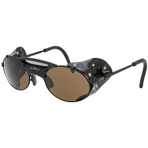 Julbo Micropore Mountain Sunglasses, Spectron 3 Lens, Black
