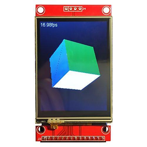 ThingPulse ESP8266 WiFi Color Display Kit: Amazon co uk