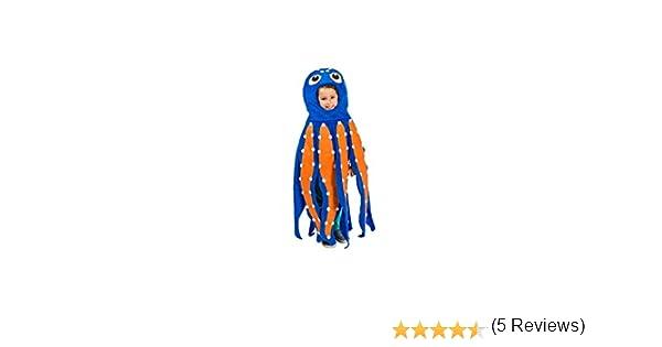 Disfraz de pulpo para niño: Amazon.es: Juguetes y juegos