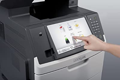Lexmark MX711dthe - B/W Multifunction (fax / copier / printer / scanner)