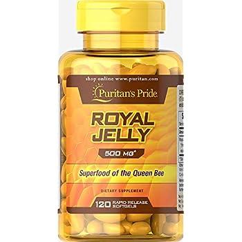 Amazon Com 100 Pure Freeze Dried Fresh Royal Jelly
