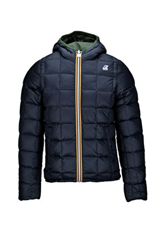 Kway K Uomo Double K001k40 Modello Thermo way Plus Verde Jacques Piumino tppwO7