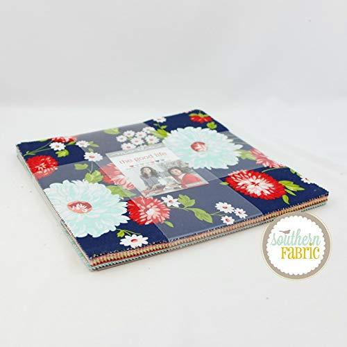 Bonnie & Camille The Good Life Layer Cake 42 10-inch Squares Moda Fabrics...