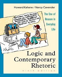 Logic and Contemporary Rhetoric: The Use of Reason in Everday Life (High School/Retail Version)