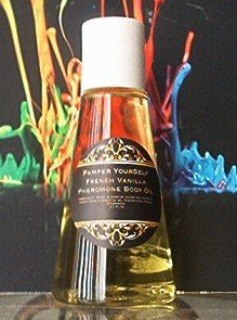 Patchouli Men Pheromone Body Oil 2.7 Fl Oz (Pheromone Attractant Cologne)