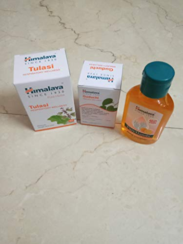 ESTORE4U Himalaya Combo Pack of Tulasi Guduchi and Pure Hand