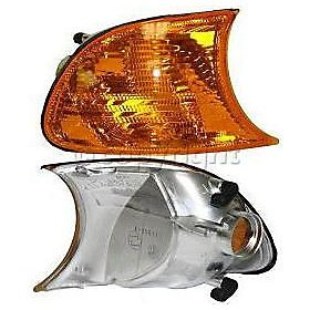 BMW 3 SERIES - M3 | 323 | 325 | 328 | 330 COUPE | CONV PARKING S.LAMP RIGHT (PASSENGER SIDE)(AMBER;EXC ()