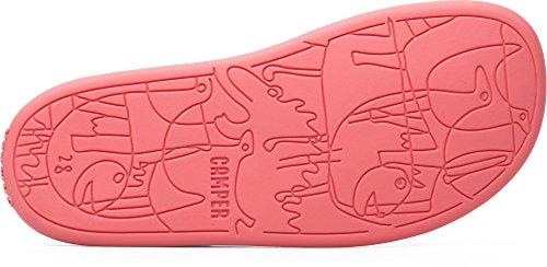 Camper Bicho, Tacones Sandalias para Niñas Multicolor