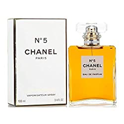 Chânél No.5 For Women Eau de Parfum Spray 3.4 Fl. OZ. / 100ML.