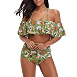 Swimwear for Women's Bohemia Print Swimsuit