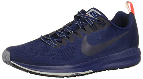 Binary Air Nike Blue Structure Men's Shield Running Zoom 21 Obsidian Shoe 8wRqAOw