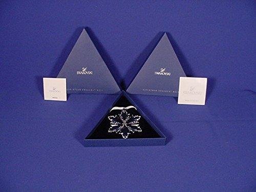 Swarovski 2014 Crystal Snowflake Ornament Christmas Tree Ornament Deal (Large Image)