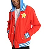 Product review for Steven Universe Varsity Button Up Hooded Coat