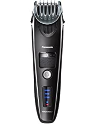 Panasonic Beard Trimmer for Men ER-SB40-K, Cordless/...