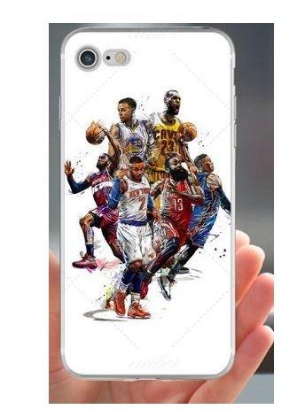 coque iphone 8 nba