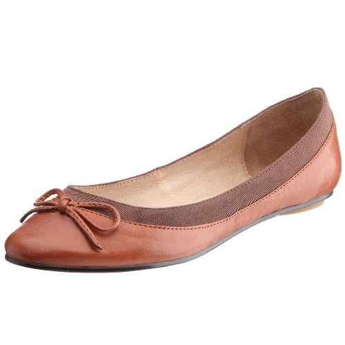 Buffalo Marrone Tan Ballerine 01 3562 Donna 207 rxw6qrn4R