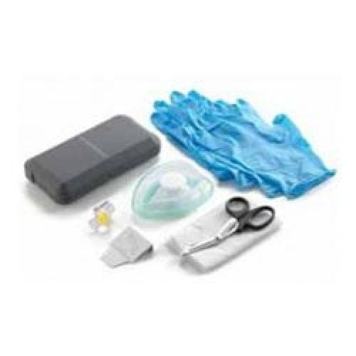 [해외]필립스 HeartStart FR3 AED 고속 응답 키트/Philips HeartStart FR3 AED Fast Response Kit