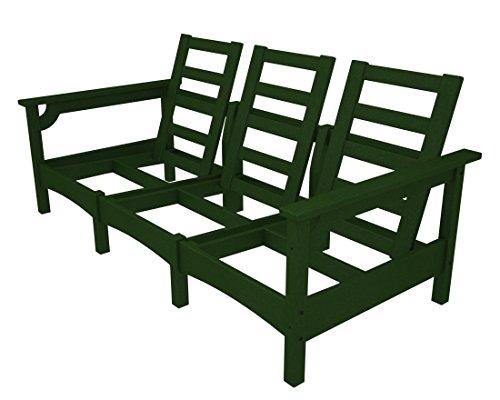 Polywood CLC71GR Green Club ()