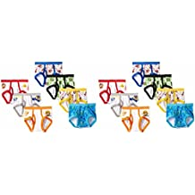 Little Boys' Toddler Paw Patrol Brief, Value Pack of 14