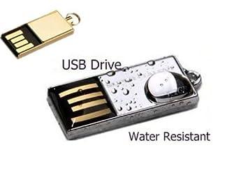 Memoria USB sumergible, diseño con arandela para llavero ...