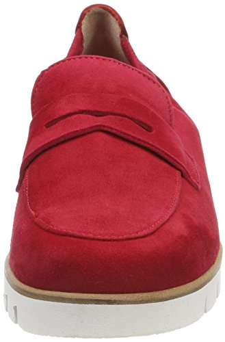 Maripé Damen 26640 Slipper Rot (Camoscio 149 Rosso)
