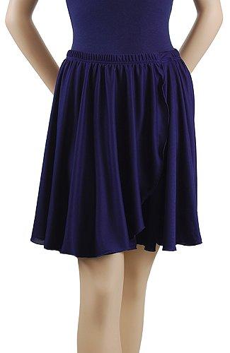 Trienawear Skirts SKIRT レディース B006HY4284 レッド Small Petite