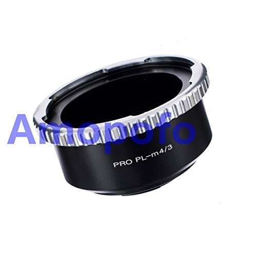 amopofo pl-m4 / 3アダプターArri Arriflex Plレンズto Olympus m4 / 3 micro4 / 3 Panasonicカメラマウントアダプターリング   B071LH6SK5