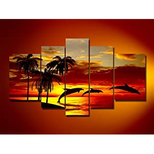 41tRQXiY81L._SS300_ Best Palm Tree Wall Art and Palm Tree Wall Decor For 2020