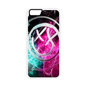Custom High Quality WUCHAOGUI Phone case Blink 182 Pattern Protective Case For Apple iphone 5s screen Cases - Case-20